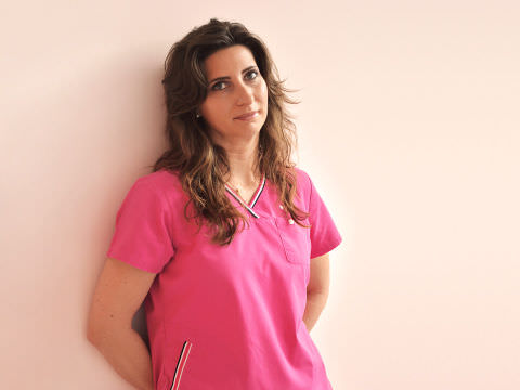 Michela, la nostra assistente veterinario